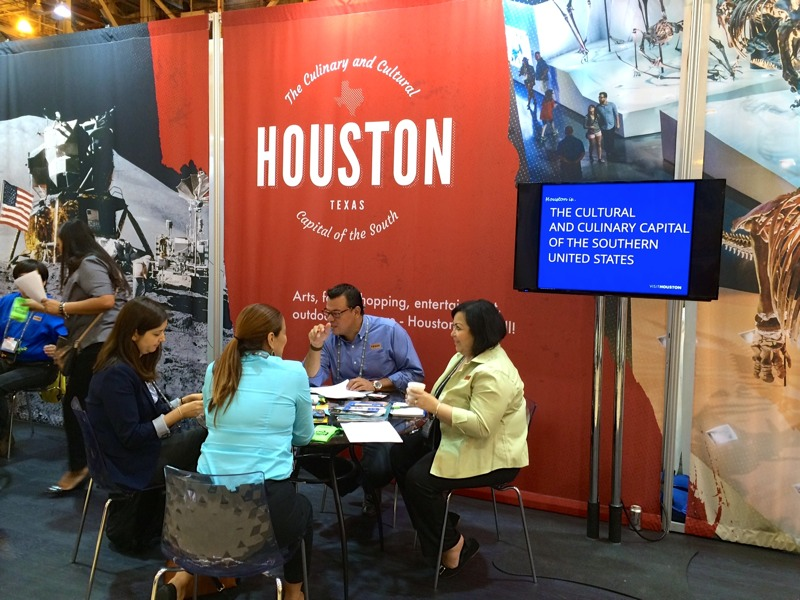 Houston at work - IPW 2016 in New Orleans
