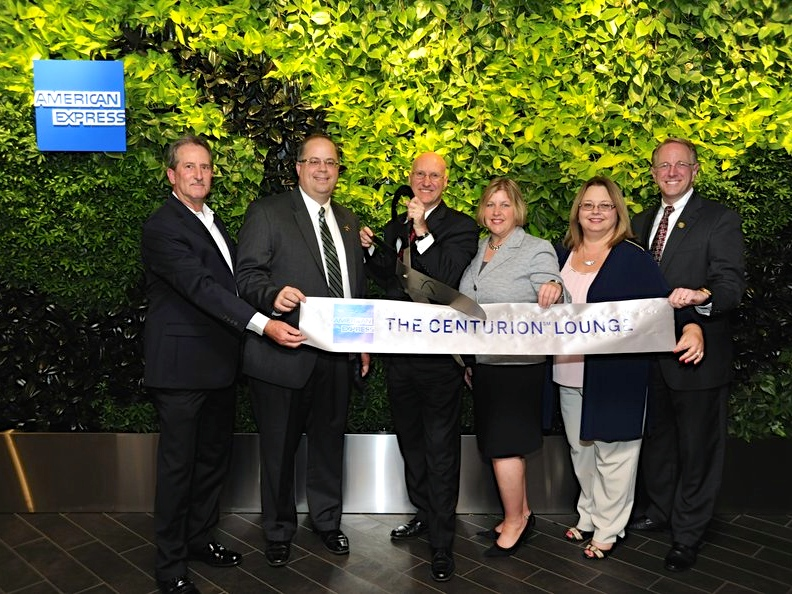 American Express inaugurates The Centurion Lounge in Houston