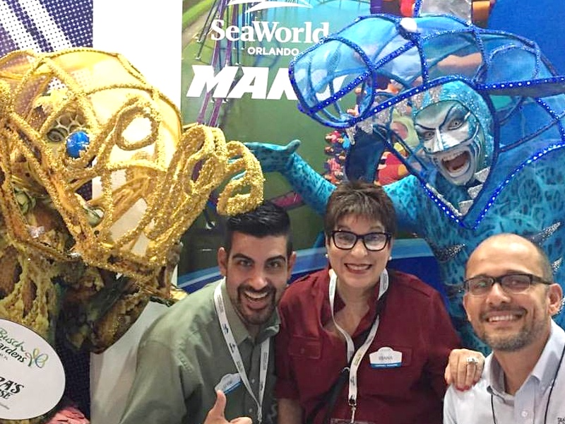 SeaWorld Parks at FIT Argentina 2016
