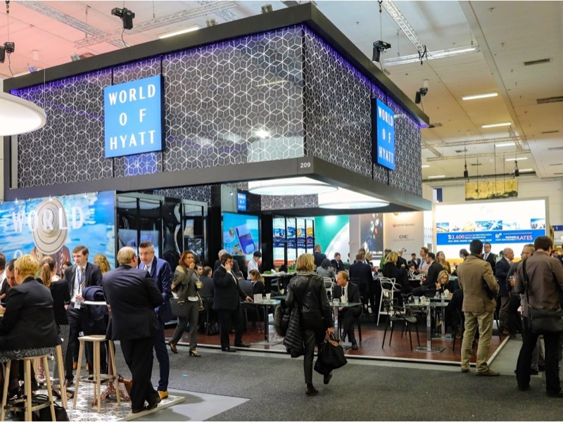 World of Hyatt at ITB Berlin 2017