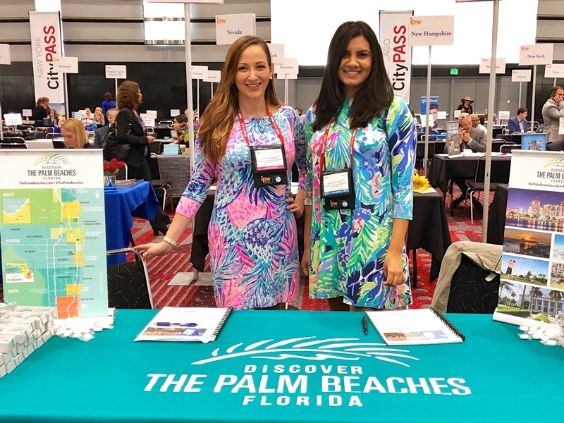 Discover The Palm Beaches at IPW 2018