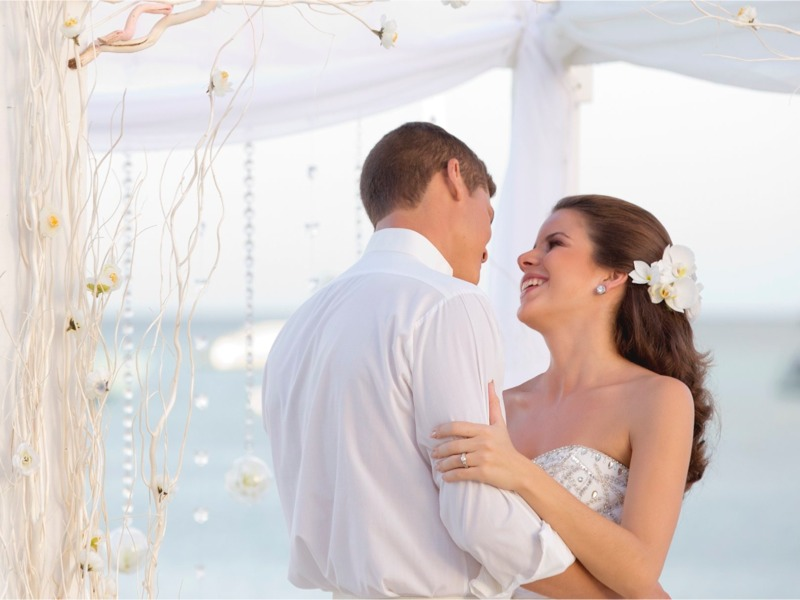 Amazing weddings at Hyatt Regency Aruba