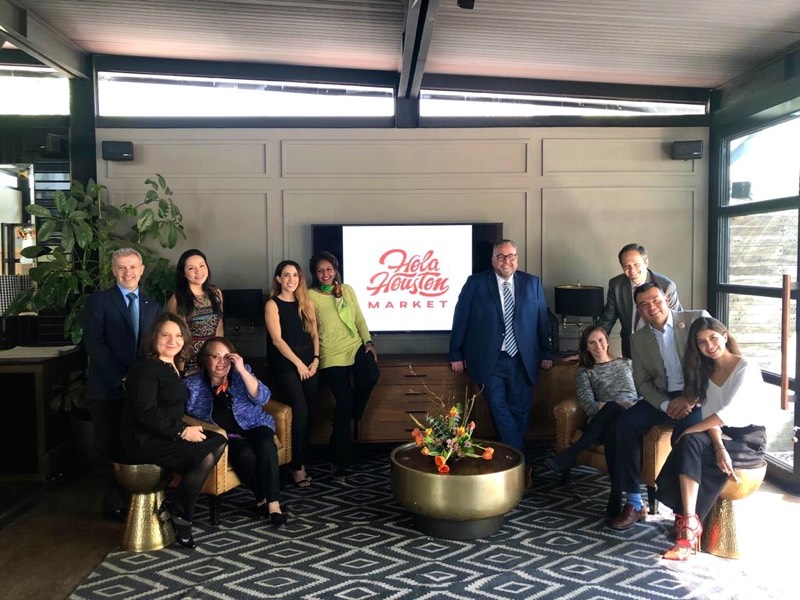 Visit Houston launches Hola Houston Market in Mexico