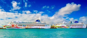 Norwegian Cruise Line will have four new ships