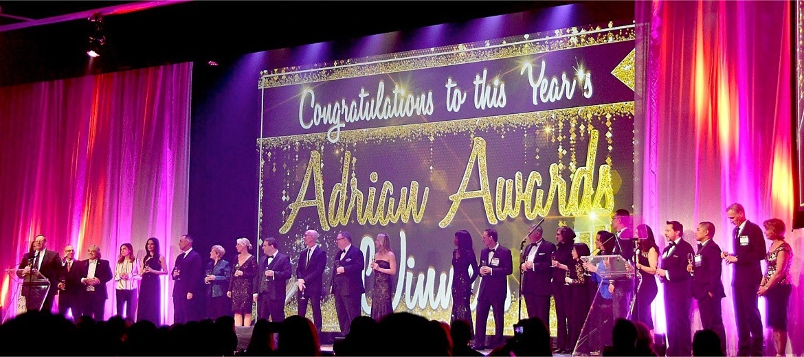 HSMAI honors innovation at its 60th Annual Adrian Awards
