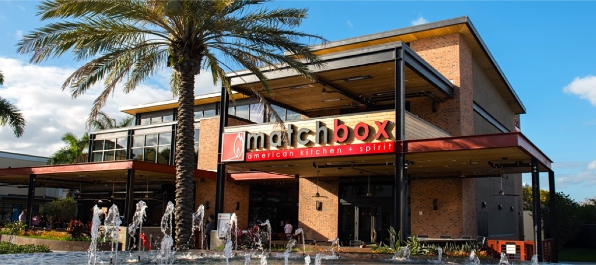 D.C.'s famed matchbox american kitchen + spirit is now open at Sawgrass Mills