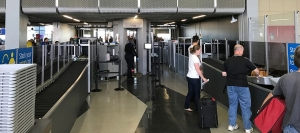 American and TSA launch two automated screening lanes at Chicago O'Hare